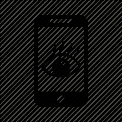 Eye, Phone, Show, Smartphone, View Icon