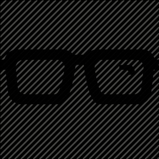 Cool, Eye Glasses, Glasses, Hipster, Nerd, Sun Glasses, View Icon