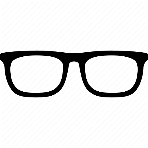 Eye, Eyeglasses, Eyewear, Glasses, Optometry, Reading, Vision Icon
