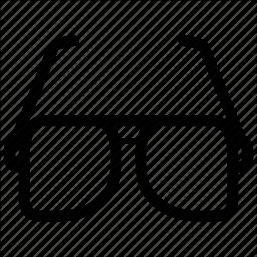 Eye, Eyeglasses, Glass, Glasses, Spectacles, Sunglasses Icon