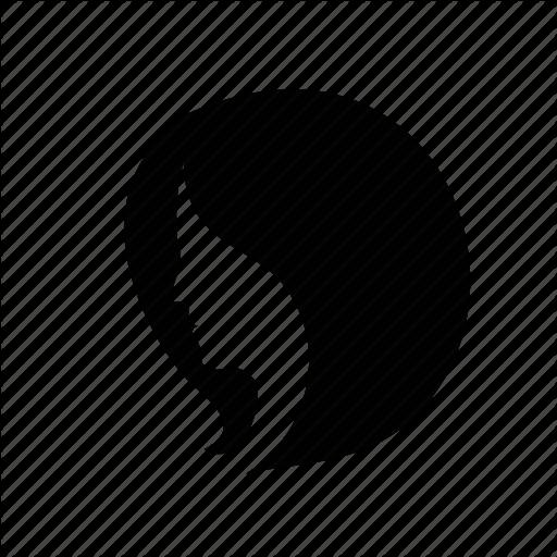 Face, Female, Girl, Portrait, User, Woman Icon