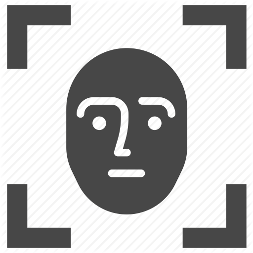 Face Id Icon at GetDrawings com | Free Face Id Icon images
