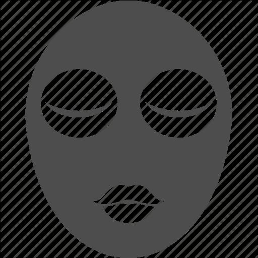Eyes, Face, Girl, Lip, Mask, Spa Icon