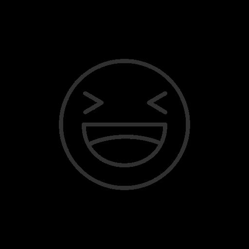 Emoji, Facebook, Laughing Emoji, Smiley Icon