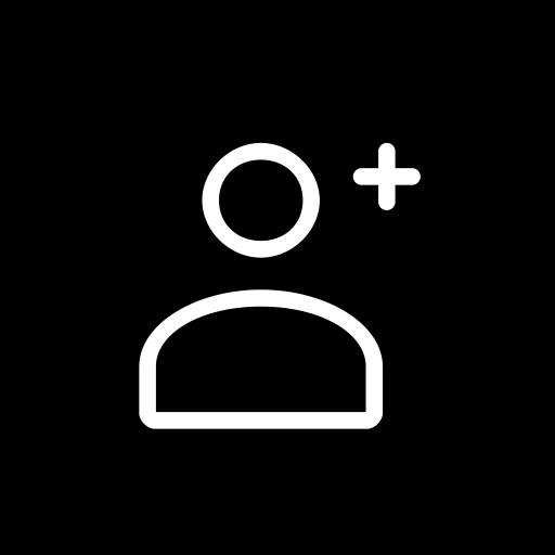 Friend, Facebook, Add, Finder Icon