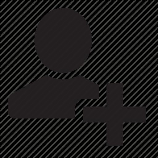 Add, Friend Icon