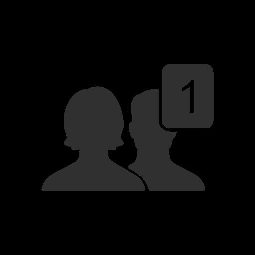 Fb, Friend Request, Facebook, Add User Icon
