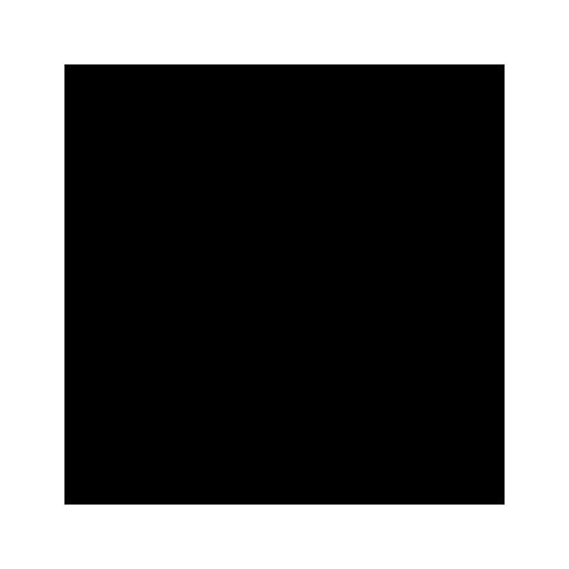 Black Ink Grunge Stamp Textures Icon Social Media Logos