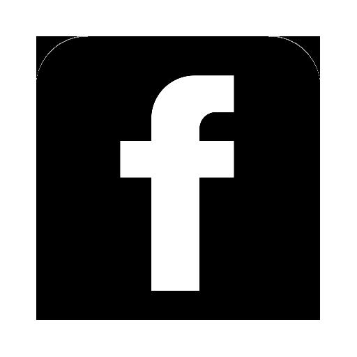 Facebook Icon Transparent Black Color Iconsbless