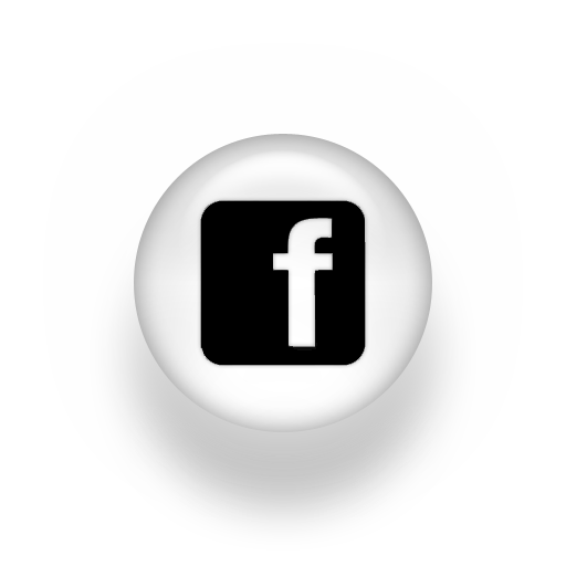 Black And White Facebook Logo Transparent Png Clipart Free