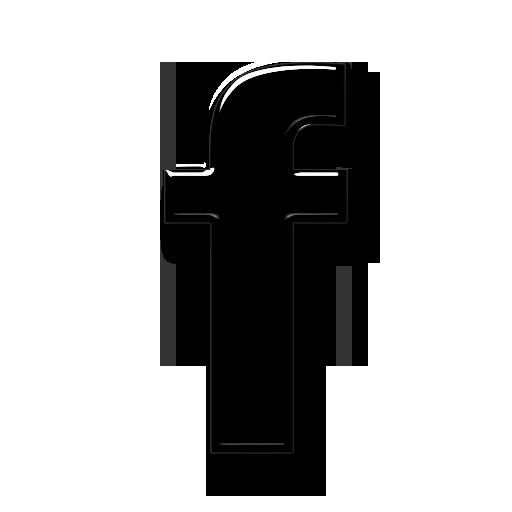 Black Facebook Transparent Logo Png Images