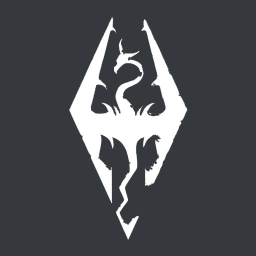 Skyrim Desktop Icon
