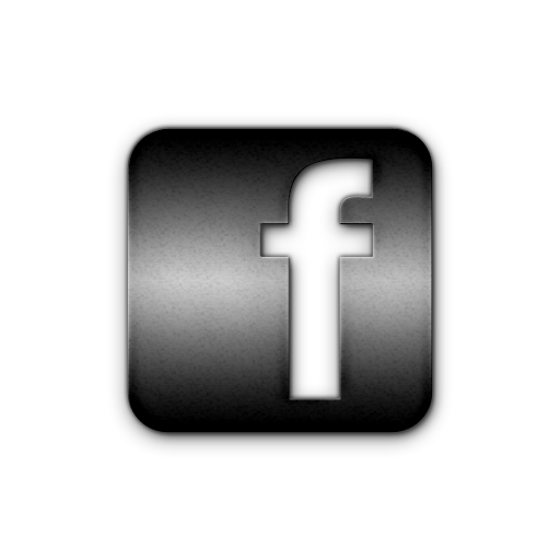 Facebook Icon Gray