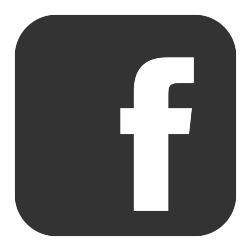 Facebook Icon Png Black