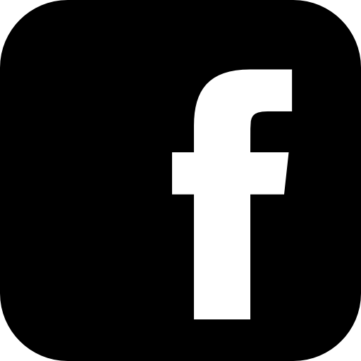 Black Facebook Icon Png Png Image