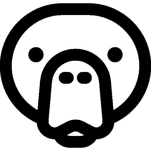 Outlined, Logo, Symbols, Letter, Logotype, Symbol, Social Outline