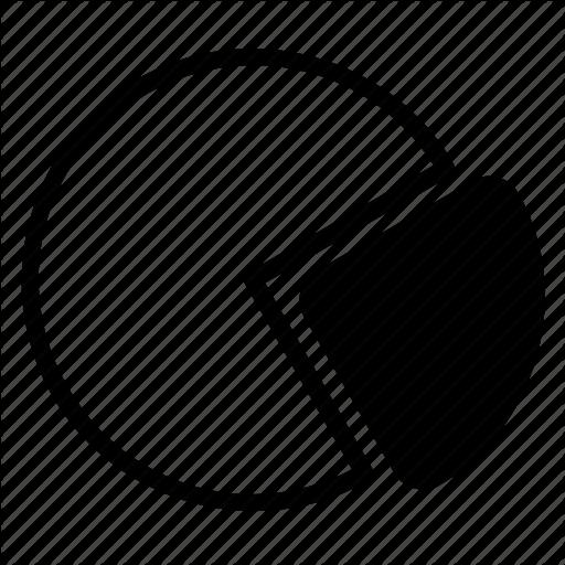 Data, Database, Pie, Storage, Usage Icon