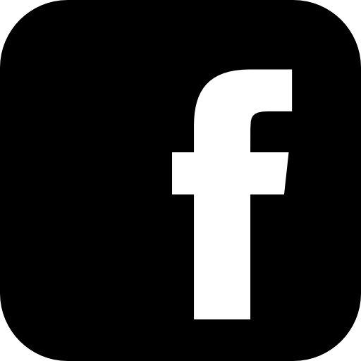 Facebook Icon Black Free Design Templates