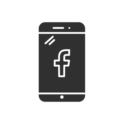 Iphone, Facebook Logo, Mobile, Phone Icon