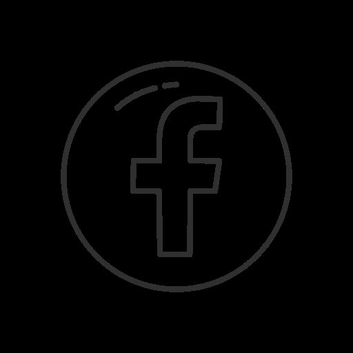 Facebook, Facebook Buttom, Facebook Logo, Logo Icon