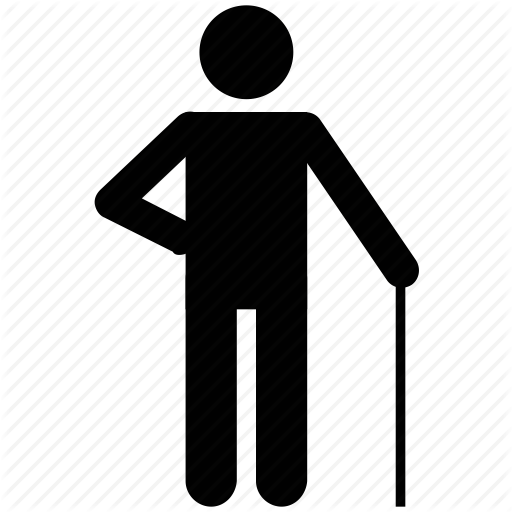 Person Icons Silhouette
