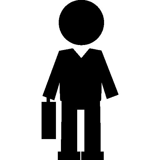 Facebook Suitcase Icon