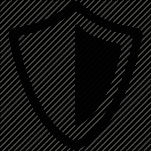 Facebook Shield Icon