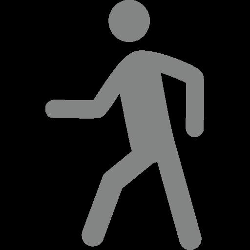 Pedestrian Emoji For Facebook, Email Sms Id