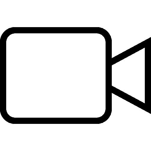 Camera, Vector, Video Icon