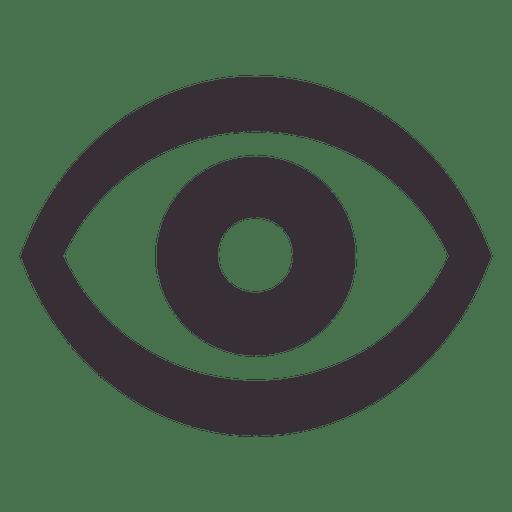 Eye Symbol Transparent Png Clipart Free Download