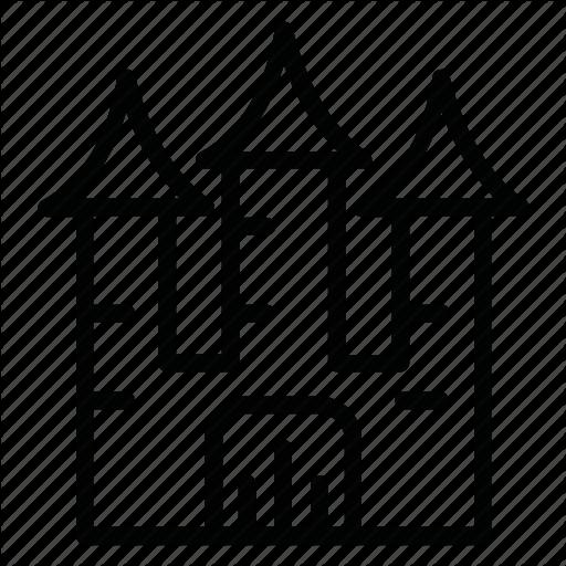 Castle, Fairy Tail, House, Princess Icon