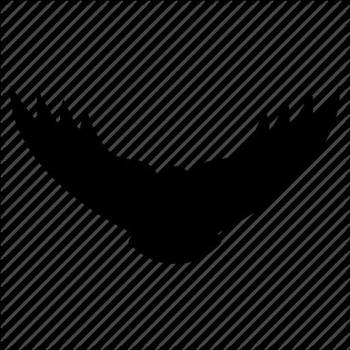 Eagle, Eagle Emblem, Falcon, Flying Eagle, Hawk Icon