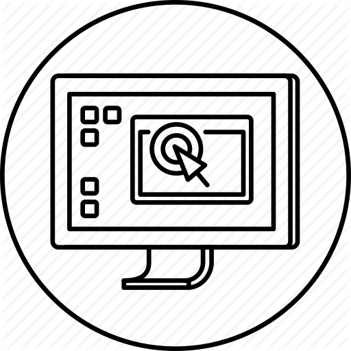 Application, Click, Computer, Display, Monitor, Window Icon