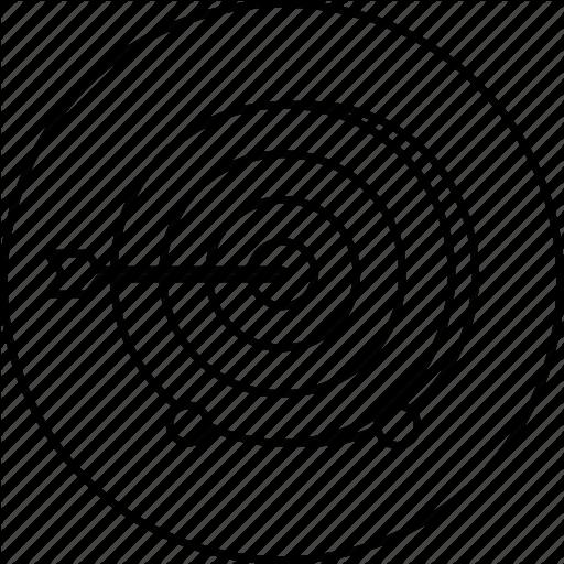 Arrow, Boz Scope, Target Icon