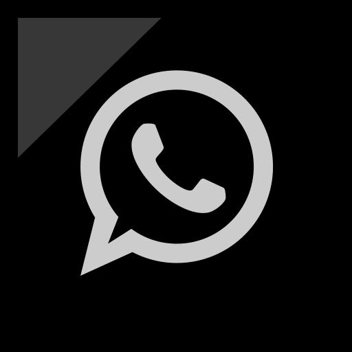 Company, Whatsapp, Media, Logo, Social Icon