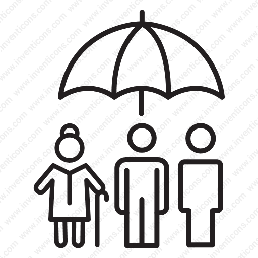 Download Family Insurance Icon Inventicons