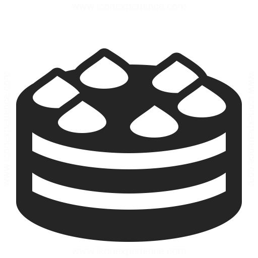 Cake Icon Iconexperience