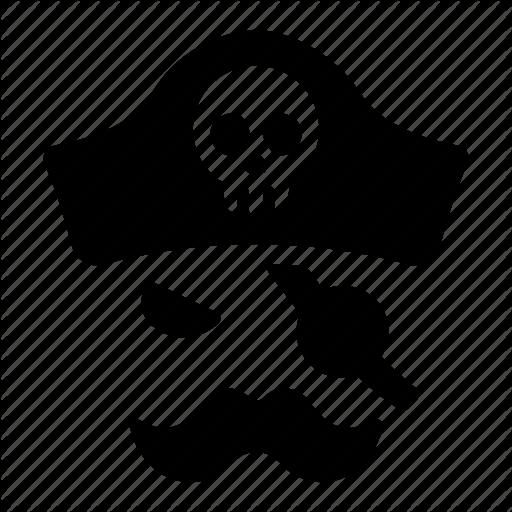Beard, Game, Pirate, Skill, Skull, Ui Icon