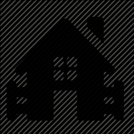 Farm, Home, House Icon
