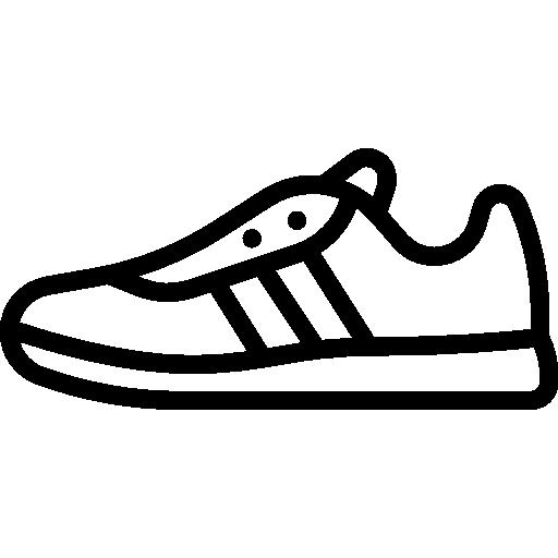 Shoe Free Fashion Icons Logo Image