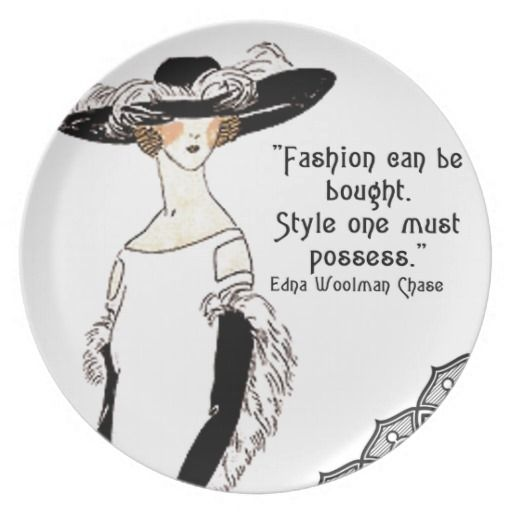 Fashion Icon Quotes
