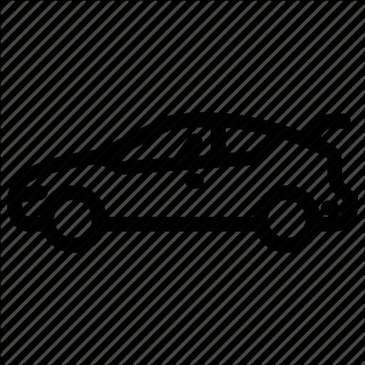 Fast Car, Mans Prototype, Race Car, Rc Car, Sports Car Icon