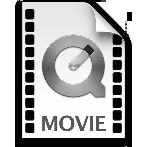 Quicktime Movie Icon