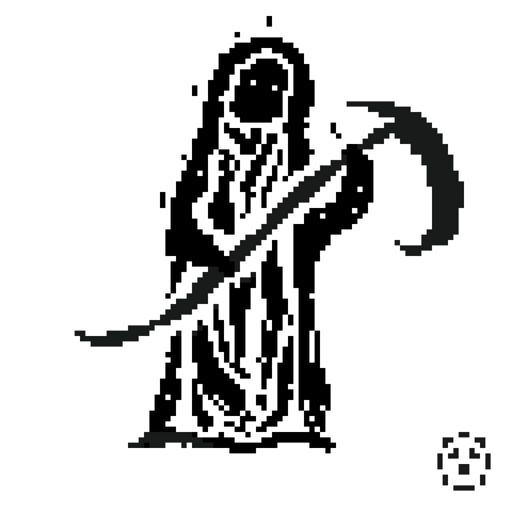 Spooky Icon Pixel Art Amino