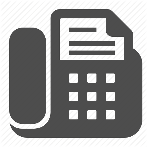 Document, Fax, Office, Phone, Sheet Of Paper Icon