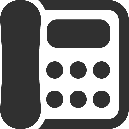 Fax Icon Mono Business Iconset Custom Icon Design