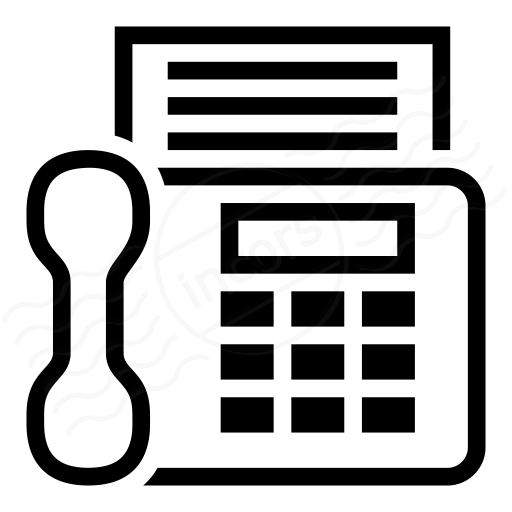 Fax Icon Png Images In Collection