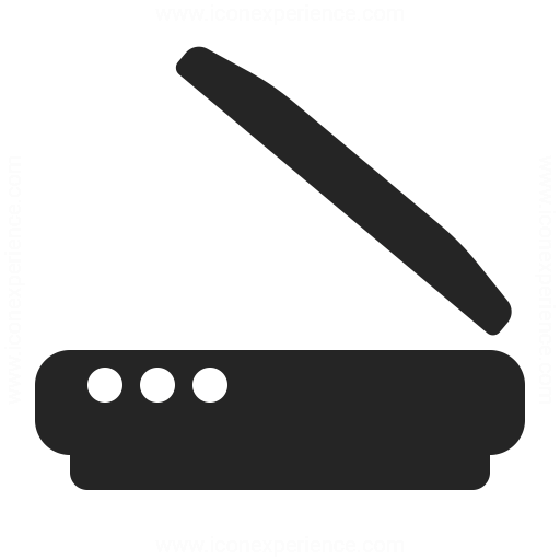 Fax Machine Icon