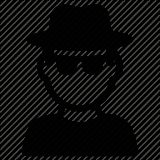 Agent, Anonymous, Cia, Fbi Icon
