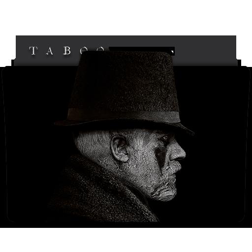 Taboo Tv Series Folder Icon